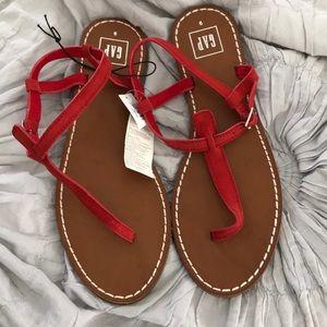 NWT Gap sandals